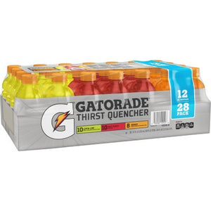 Gatorade Sports Drinks Core Variety Pack (12 oz., 28 pk.)-1