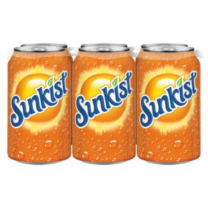 Sunkist Orange Soda (12 oz. cans, 24 pk.)-1