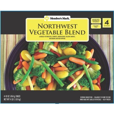 Member's Mark Northwest Vegetable Blend (16 oz.)