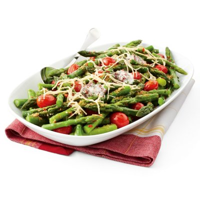 Daily Chef Asparagus Pomodori with Sundried Tomato-1