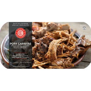 Cuisine Solutions Pork Carnitas (32 oz.)-1