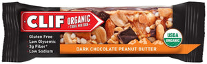 CLIF Organic Trail Mix Bar (1.41 oz.) - Dark Chocolate Peanut Butter