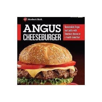 Angus Beef Cheeseburger