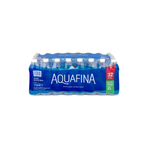 Aquafina Purified Water (32 bottles)