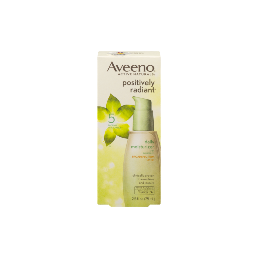 Aveeno - Positively Radiant Daily Moisture (SPF 15)
