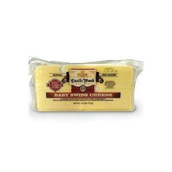 Baby Swiss Cheese Slices - 1.67 lbs