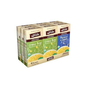 Back to Nature Organic Macaroni and Cheese 6 oz. pk