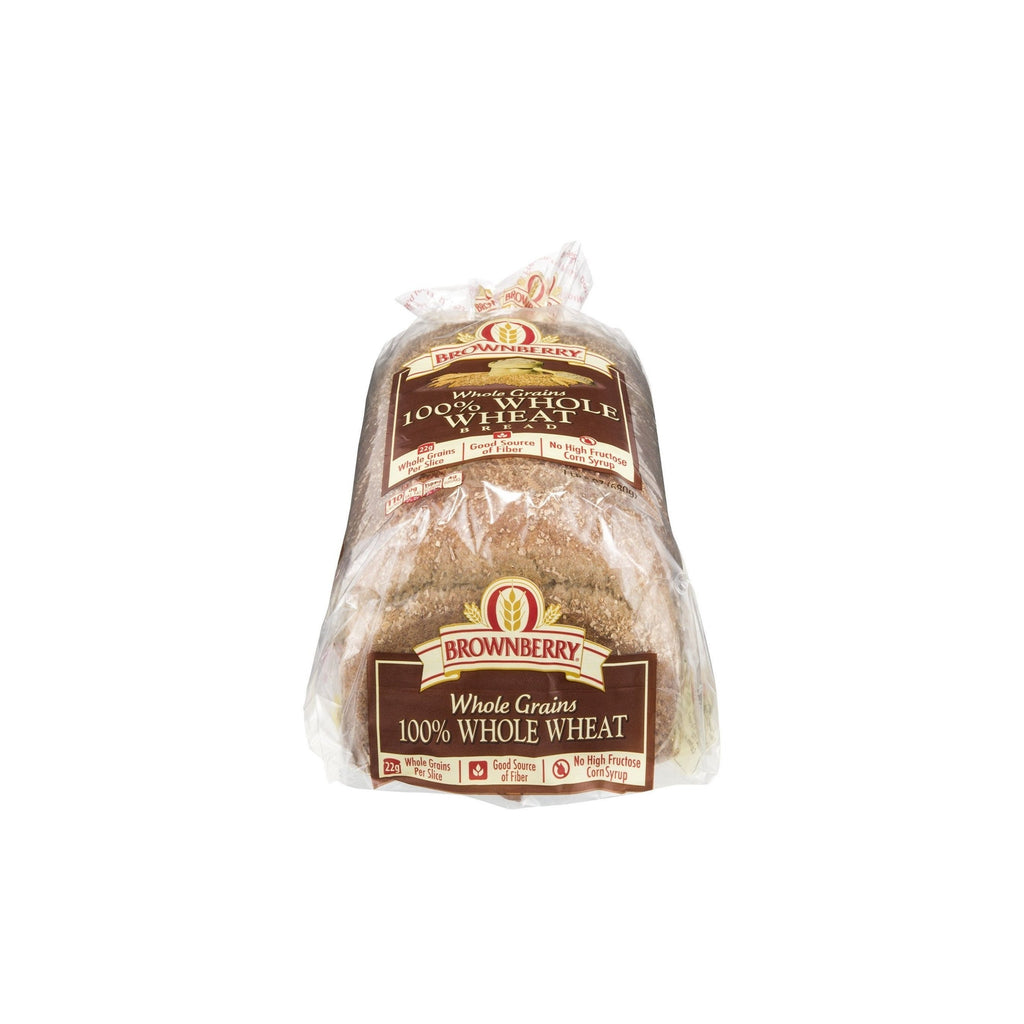 Brownberry Whole Wheat Bread 24 oz