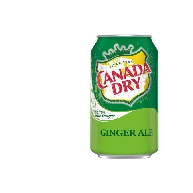 Canada Dry Ginger Ale - 12 oz can