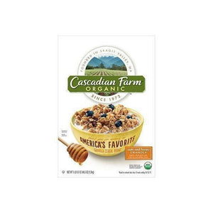 Cascadian Farms Oats and Honey Organic Granola (48.5 oz.)
