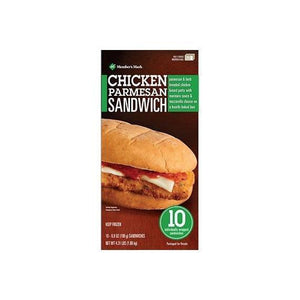 Chicken Parmesan Sandwich (10 ct.)