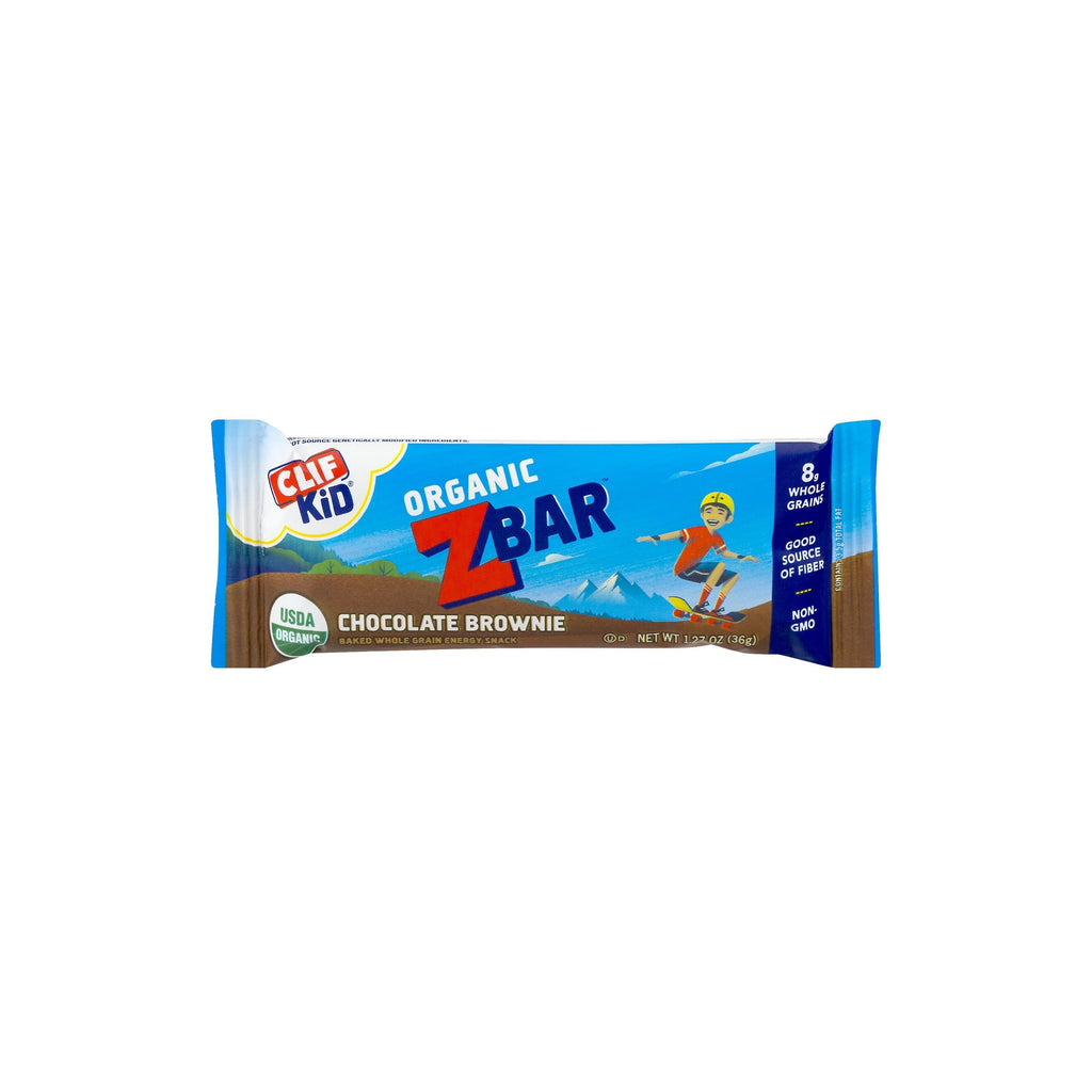 Clif Kid's Z-Bar - Chocolate Brownie - 1 ct.