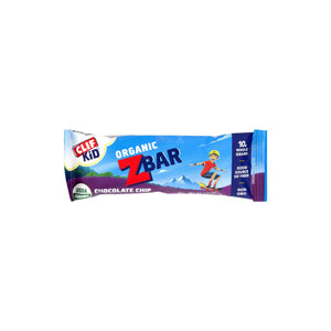 Cliff Kid's Z-Bar - Chocolate Chip - 1 ct.