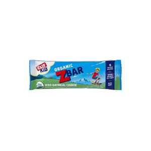Cliff Kid's Z-Bar - Iced Oatmeal Cookie- 1 ct.