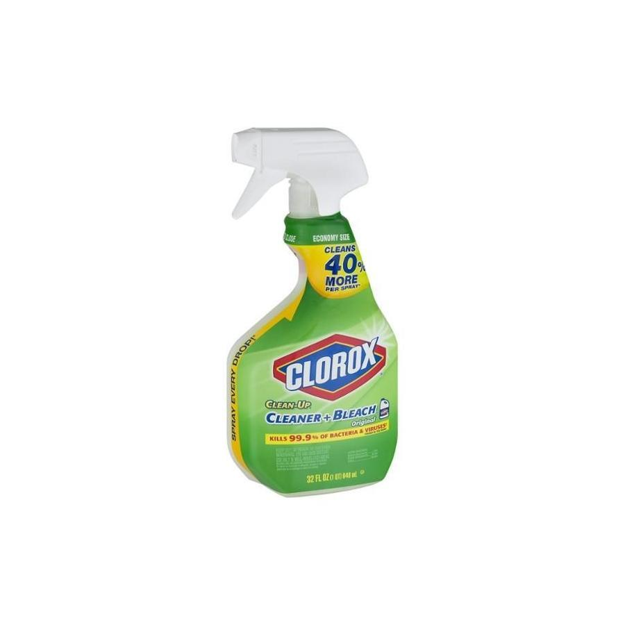 Clorox Clean-Up Cleaner Plus Bleach Original Trigger Spray
