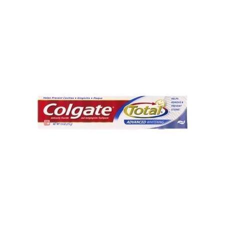 Colgate Total Whitening Toothpaste, Paste - 7.8 oz.