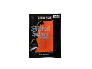 Kirkland Signature Farmed Smoked Salmon - 12 oz
