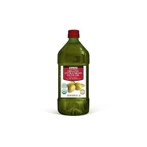 Daily Chef Organic Extra Virgin Olive Oil 1.5 LITER