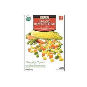Daily Chef Organic Healthy Blend, Mixed Vegetables (4 lbs.)