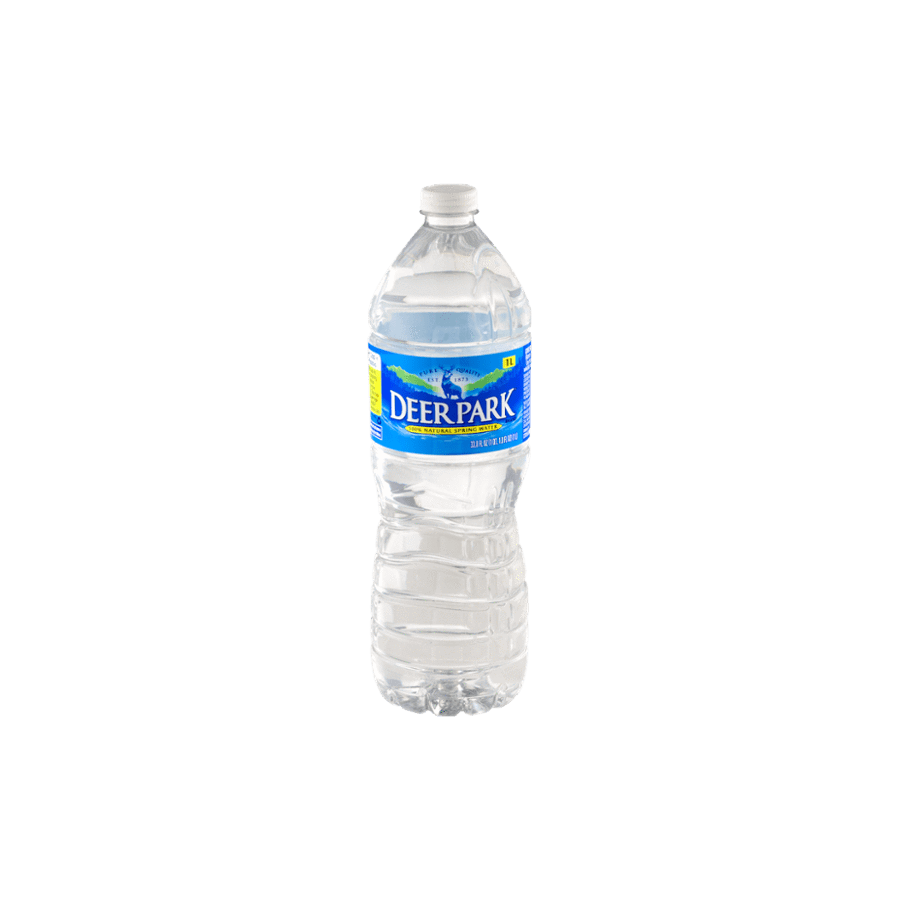 Deer Park Natural Spring Water 16.9 fl. oz