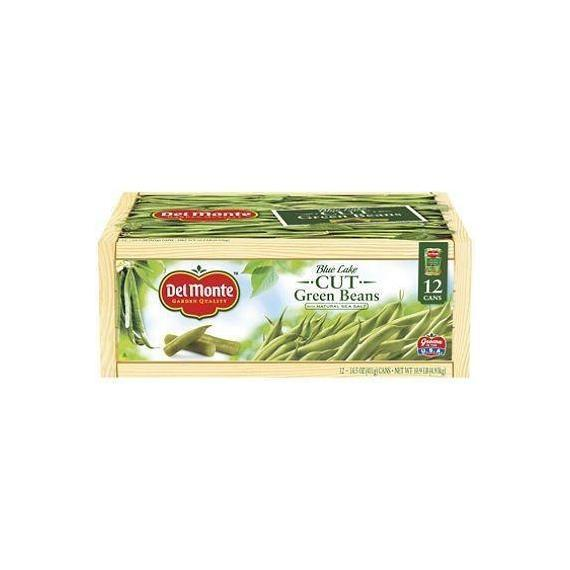 Del Monte Cut Green Beans - 14.5 oz. can