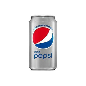 Diet Pepsi 12 oz. can