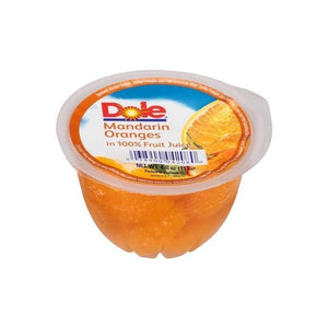 Dole Mandarin Oranges in 100% Fruit Juice - 4 oz.