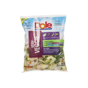Dole Salad Blends - Very Veggie