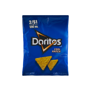 Doritos Cooler Ranch Chips - 1 oz. BAGS