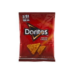 Doritos Nacho Cheesier Chips 1 oz. BAG