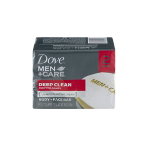 Dove Men+Care Soap Bars Extra Fresh 4 oz. - 1 Bar