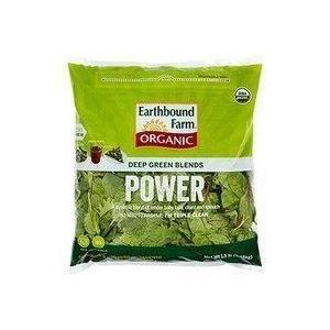 Earthbound Farm Bagged Organic Power Greens 1.5 lb