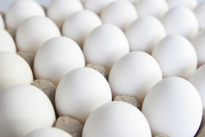 Cage Free White Eggs - 18 ct.