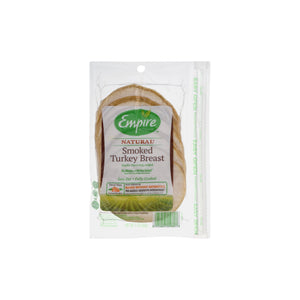 Empire Kosher Smoked Turkey Breast Sliced 7 oz