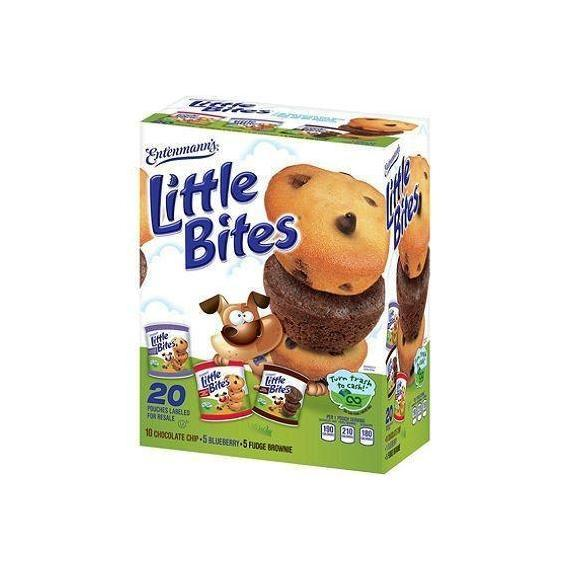 Entenmann's Little Bites 1 Pack Count