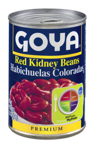 Goya Red Kidney Beans (15.5 oz.)