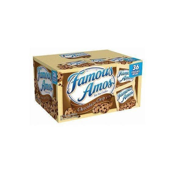 Famous Amos Chocolate Chip Cookies 2 oz