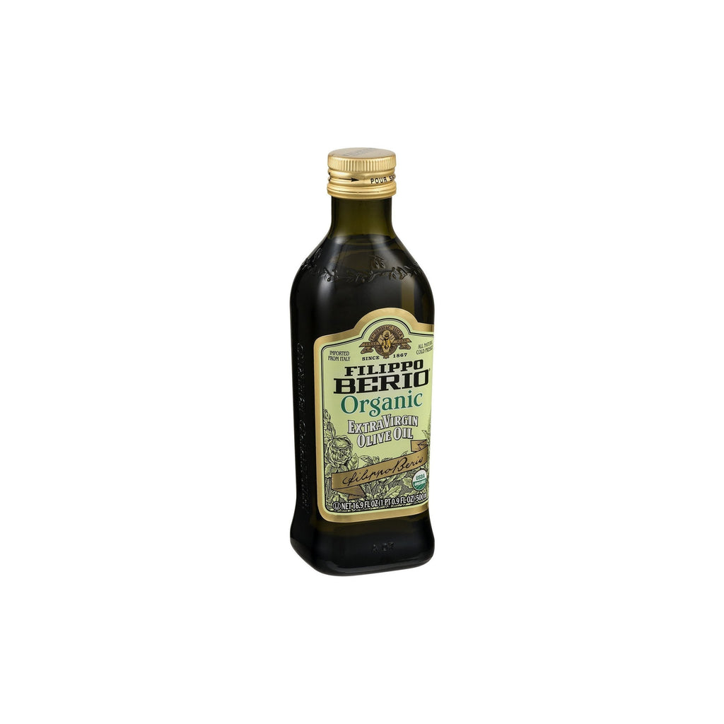 Filippo Berio: Extra Virgin Olive Oil, 17 Fl Oz