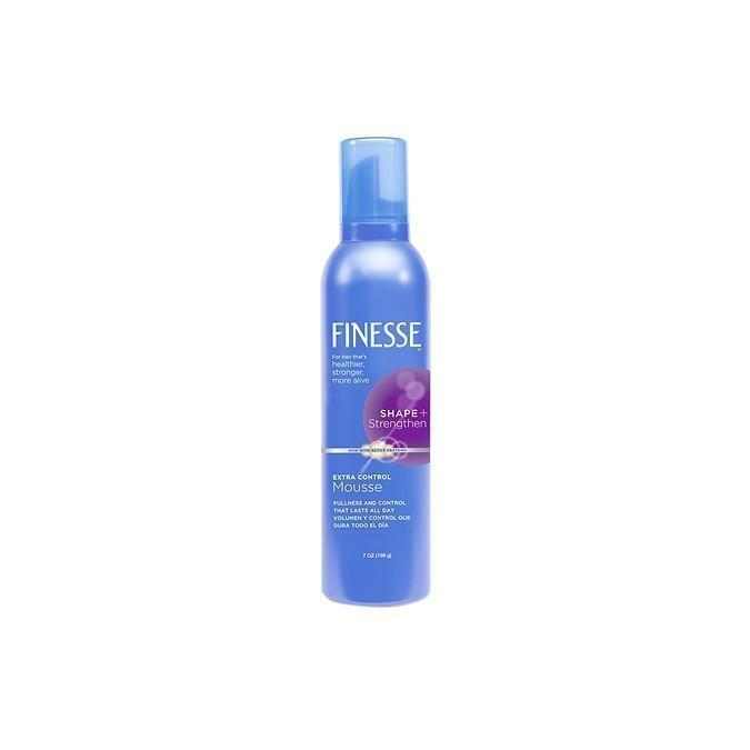Finesse Extra Control Mousse 7 oz