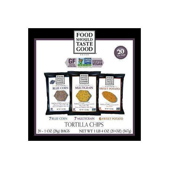Food Should Taste Good Tortilla Chips - 1 oz Bag