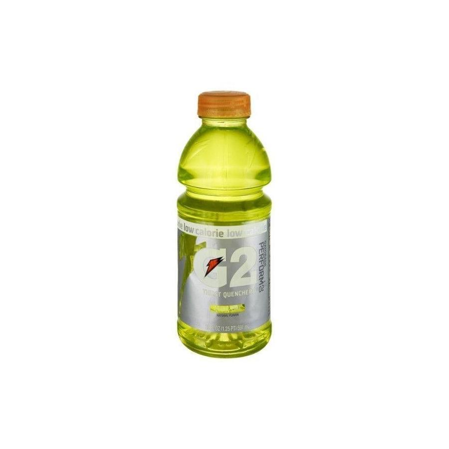 Gatorade Lemon Lime Thirst Quencher -  20 oz. Bottle
