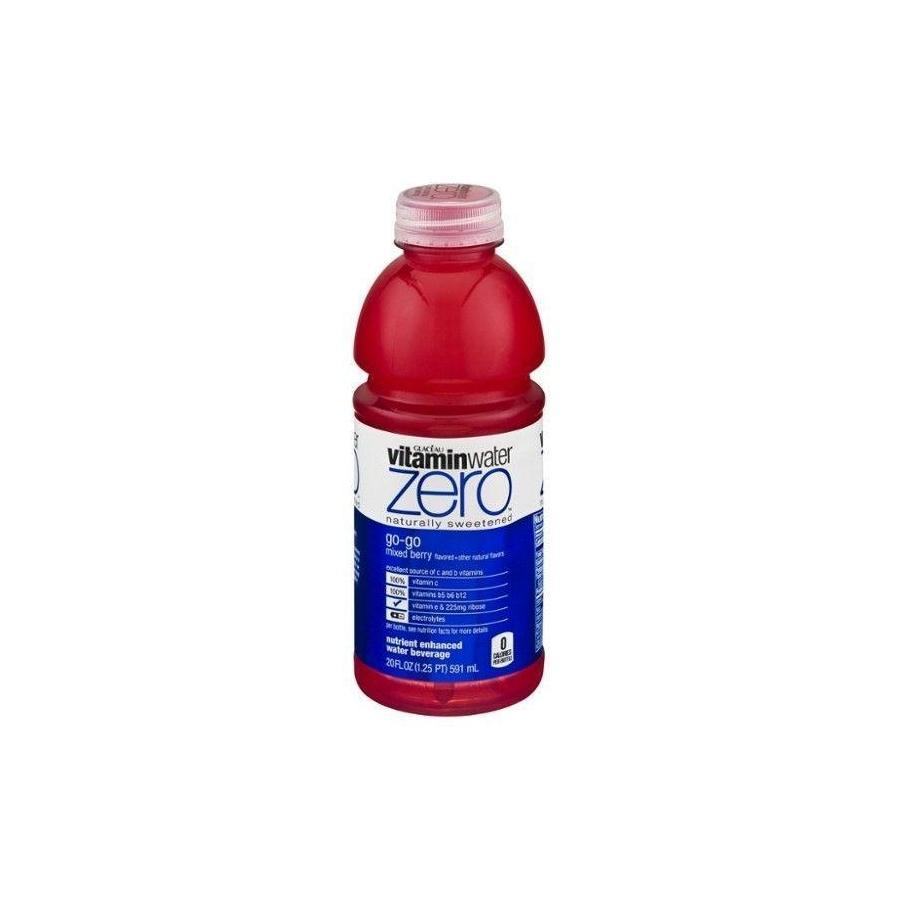 Glaceau Vitaminwater - 20 oz. bottle
