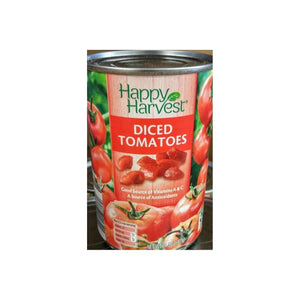 Happy Harvest Diced Tomatoes 14.5 oz can