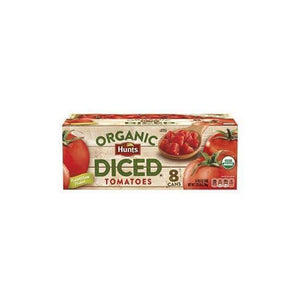 Hunt's Organic Diced Tomatoes 14.5 oz. can