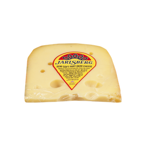Jarlsberg Swiss Cheese Wedge (Priced Per Pound) - 2-2.5lbs