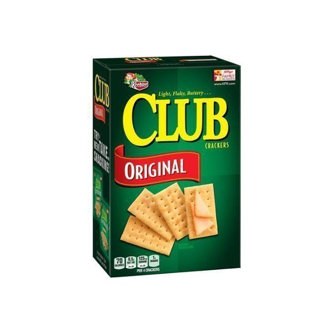 Keebler Club Original Crackers 13.7 oz.