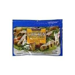 Kirkland Signature Grilled Chicken Strips 1 LB