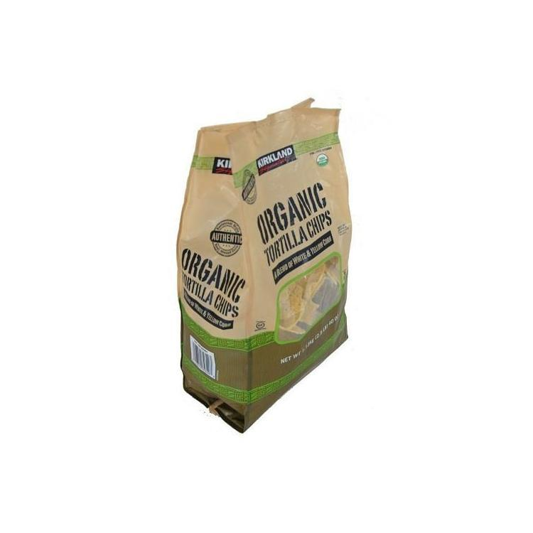 Kirkland Signature Organic Tortilla Chips, 40 Oz