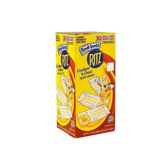 Kraft Crackers 'n Cheez - .95 oz