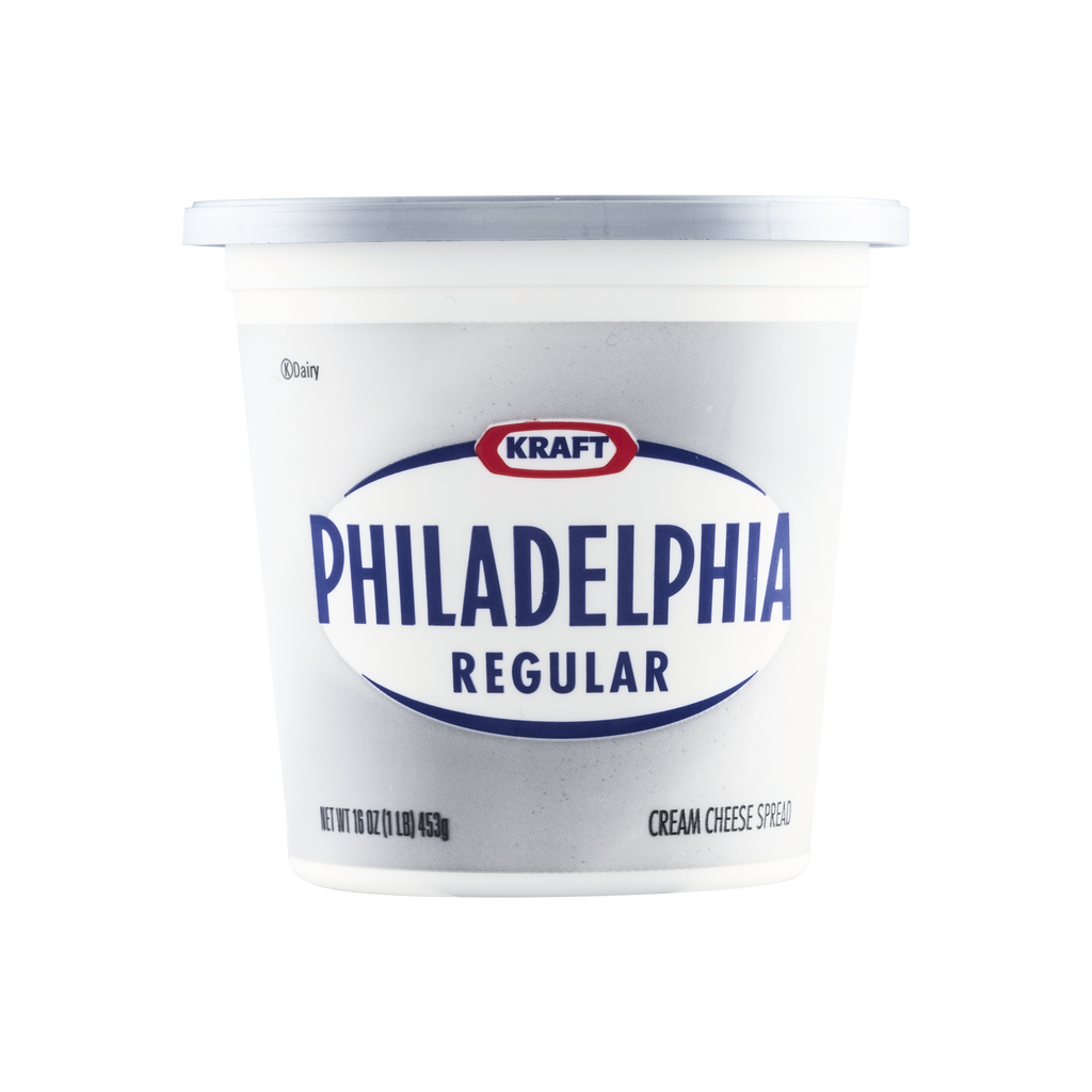 Kraft Philadelphia Regular Cream Cheese Spread - 16 oz